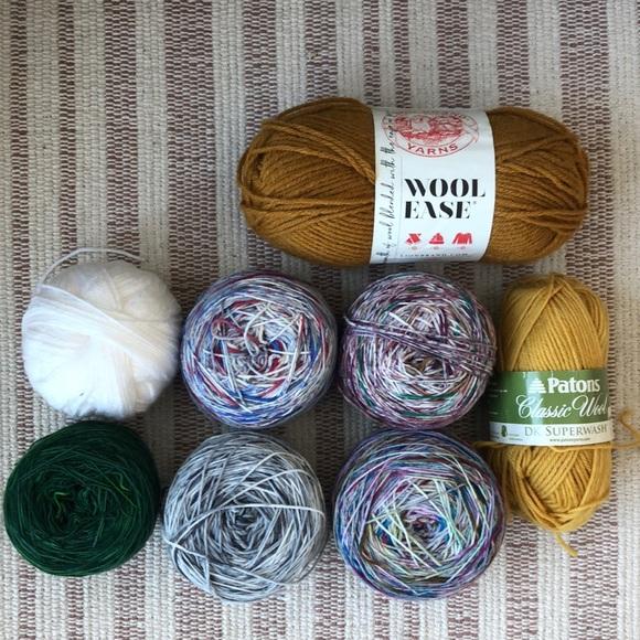 Mixed Yarn Bundle